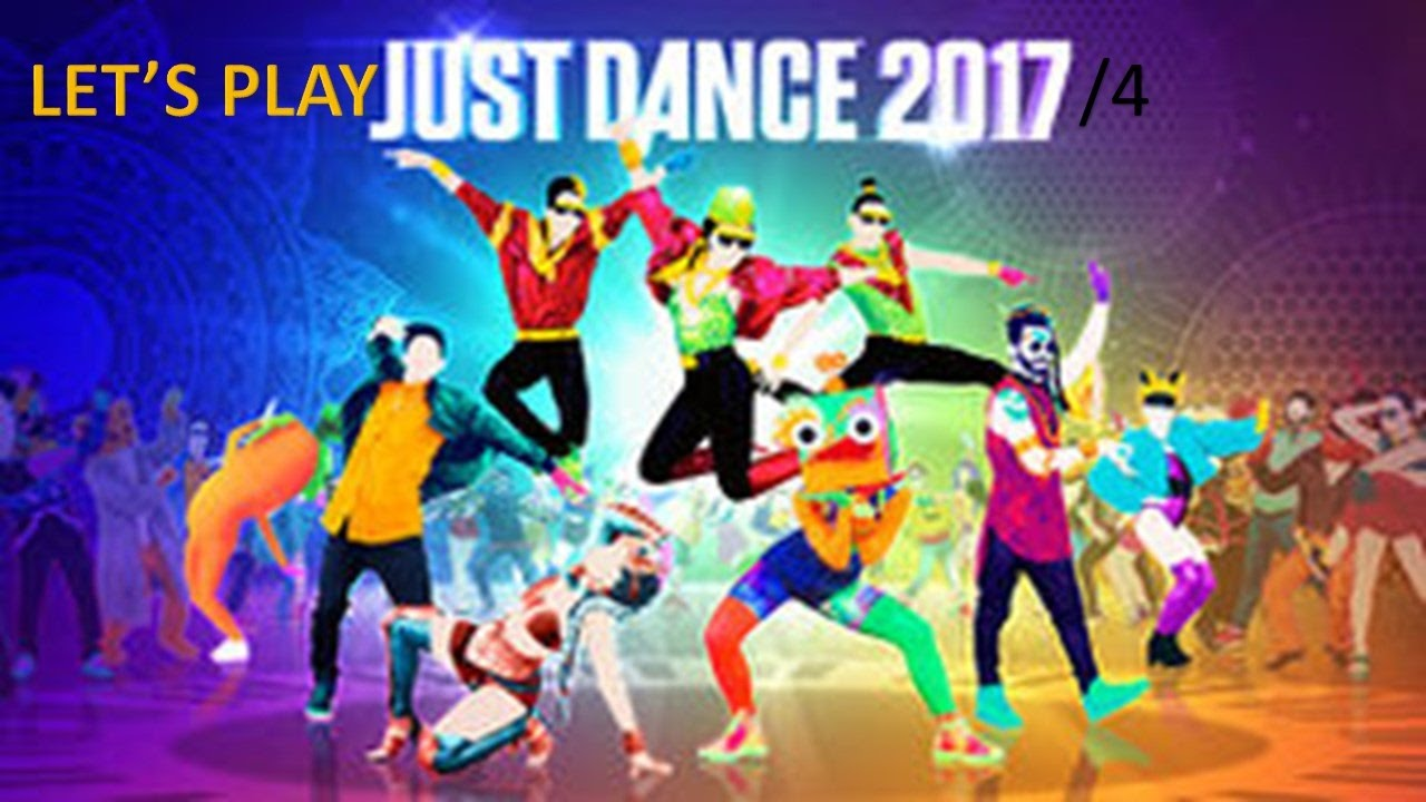 Let's Play Just Dance 2017/4 (WII) - 4 SONGS & LAST CHRISTMAS ...
