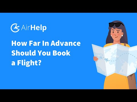 How Far In Advance Should You Book a Flight?