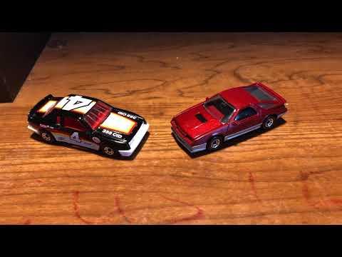 Quickie review: Matchbox Buick Le Sabre & Dodge Daytona Turbo Z