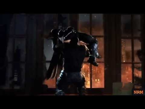 Batman Arkham Orgins Music   Cold  With My Mind