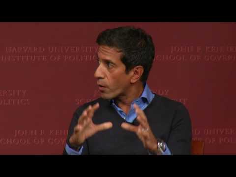 Medical Marijuana: A Conversation with Dr. Sanjay Gupta