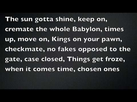 Wu-Tang Clan - Impossible - Lyrics