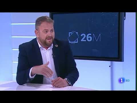Entrevista a Antonio Rodríguez Osuna en RTVE | Elecciones Municipales 2019