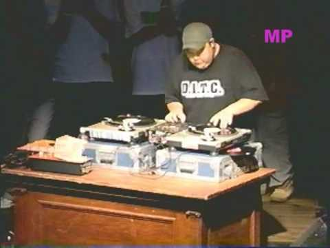 DJ MIKE C VS DJ EXCESS - 1999 ITF USA FINALS
