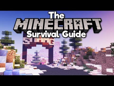 Starting A New Project Area! ▫ The Minecraft Survival Guide (Tutorial Let's Play) [Part 264] thumbnail