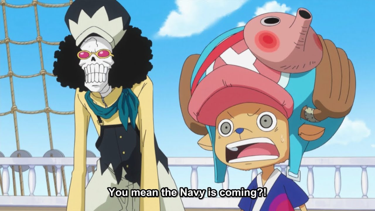 One Piece - Episode 575 - Anime Reaction