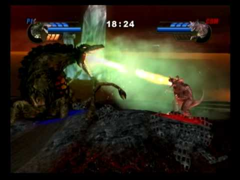 baragon godzilla unleashed - photo #32