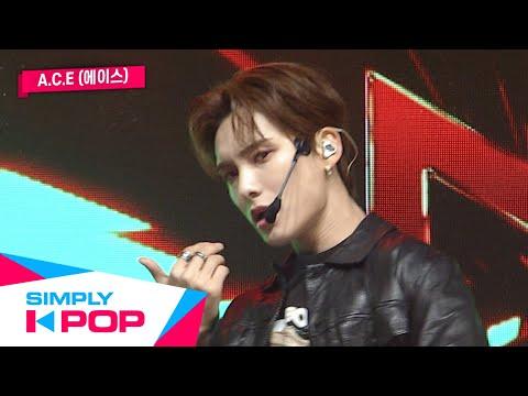 Simply K-Pop ACE에이스  SAVAGE삐딱선  Ep391  120619