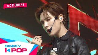 [Simply K-Pop] A.C.E(에이스) _ SAVAGE(삐딱선) _ Ep.391 _ 120619
