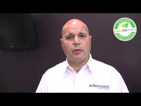 ActionCOACH Asia Pacific CEO recommends GreenBizCheck
