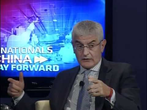 Tianjin 2010 - (TV Debate CNBC) Multinationals in China