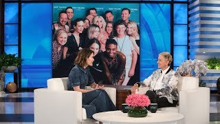 Sarah Paulson Talks Flying Fears on the Way to See Idol Cher