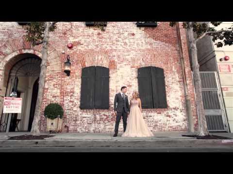 Lauren + Jon's Wedding // Carondelet House