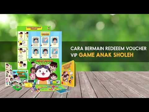 """""""Game Anak Sholeh"""" Tutorial Bermain Board Game Anak Sholeh"""