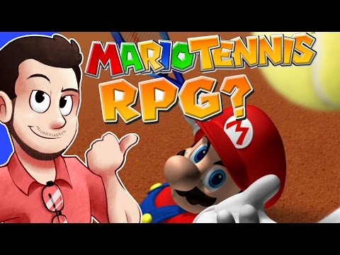 Download Youtube: Mario Tennis...RPG? - AntDude