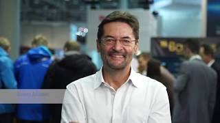 Baronics AG discusses its latest product, Barney Barista at #Igeho