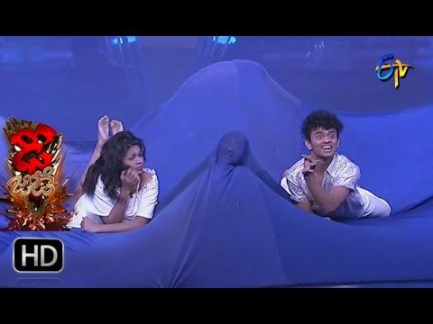 Sanketh and Priyanka Performance   Dhee Jodi   28th December 2016  ETV Telugu