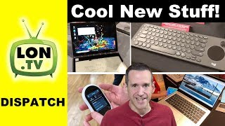 Cool New Stuff from Pepcom NYC: Dell, Lenovo, Logitech, WD, Huawei and More!