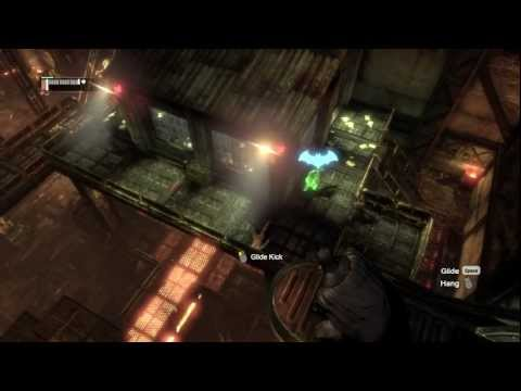 Batman Arkham City - Walkthrough Ep.42 Hot and Cold Steel Mill [PC, PS3, XBox, iPhone]