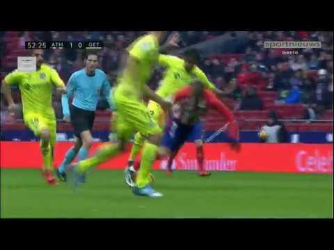 Download Atletico Madrid vs Getafe 2-0 - All Goals & Extended Highlights  (06/01/2018)
