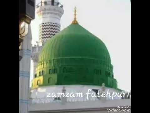 Jam jam fatehpuri new naat sharief jalsha sarmasta shareef