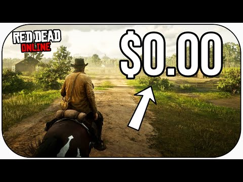 CHEATERS Can Steal YOUR Money In Red Dead Online!