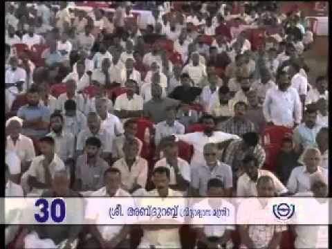 ജാമിഅ സലഫിയ്യ 30  ാം വാർഷിക സമ്മേളനം | ശ്രീ അബ്ദുറബ്ബ്