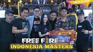 KESERUAN YOUTUBER FREE FIRE YANG GAK ADA PINTU - FREE FIRE INDONESIA