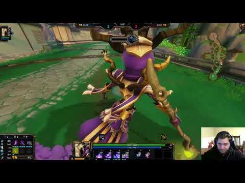 Smite - Ranked 1v1 Duel (Masters) - Hades Season 4