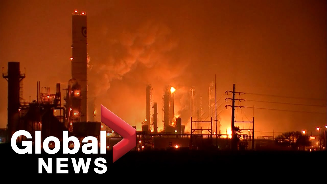 Texas chemical plant explosion injures 3 and causes 'extensive ...