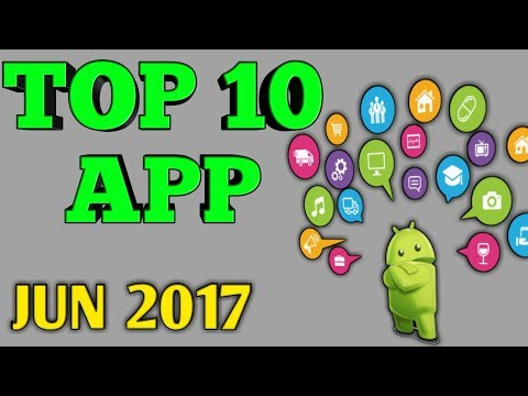 TOP 10 best Free Android Apps You Need Right Now!  JUN 2017 (urdu hindi)