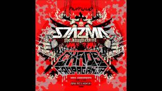Stazma The Junglechrist - 06 Mash Up The Place [ROTATOR - Harder They Come Rmx]