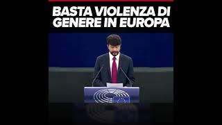 Intervento durante la Plenaria del Parlamento europeo di Brando Benifei, capodelegazione Pd del Parlamento europeo, sull' Impatto della violenza da parte del partner e dei diritti di affidamento su donne e bambini