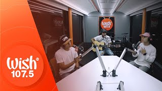 "Juan, Kyle 'N Gab perform ""Marikit"" LIVE on Wish 107.5 Bus"