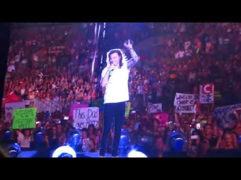 One Direction OTRA - Harry Styles