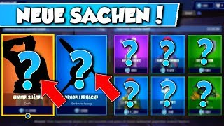 ❌NEW SKIN & HACKE IS IN SHOP!! 😱| NEW OBJECT SHOP in FORTNITE is DA!!