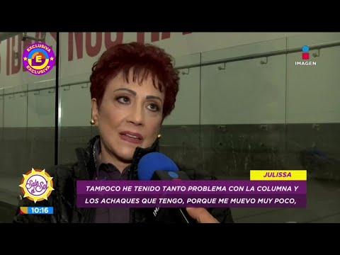 EXCLUSIVA: ¡Julissa recuerda a Vanessa Guzmán como 'una pesada'!   Sale el Sol