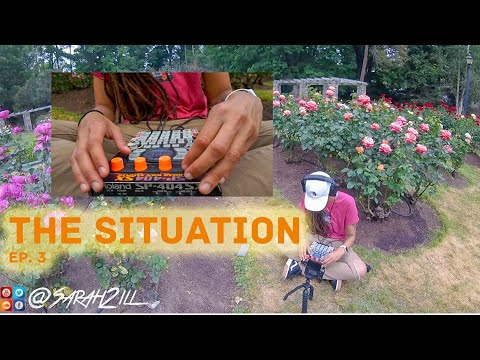 The Situation║Sp-404 Live Set║ Episode 3║Raleigh, NC