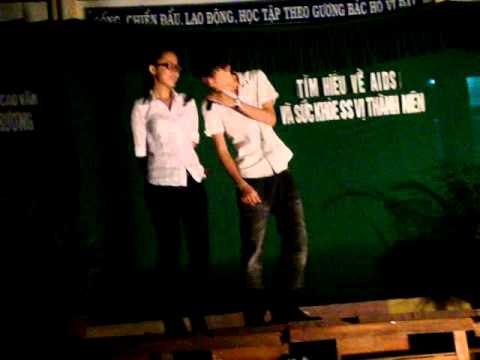 Nghi Ngờ - Thanh Tú ft Anh Thùy -THPT Trần Cao Vân Quy Nhơn