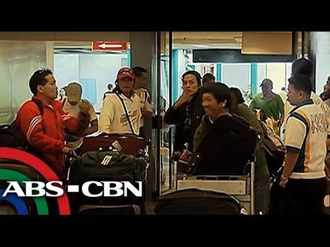 TV Patrol: 750,000 OFWs, maapektuhan ng pagbagsak ng presyo ng langis