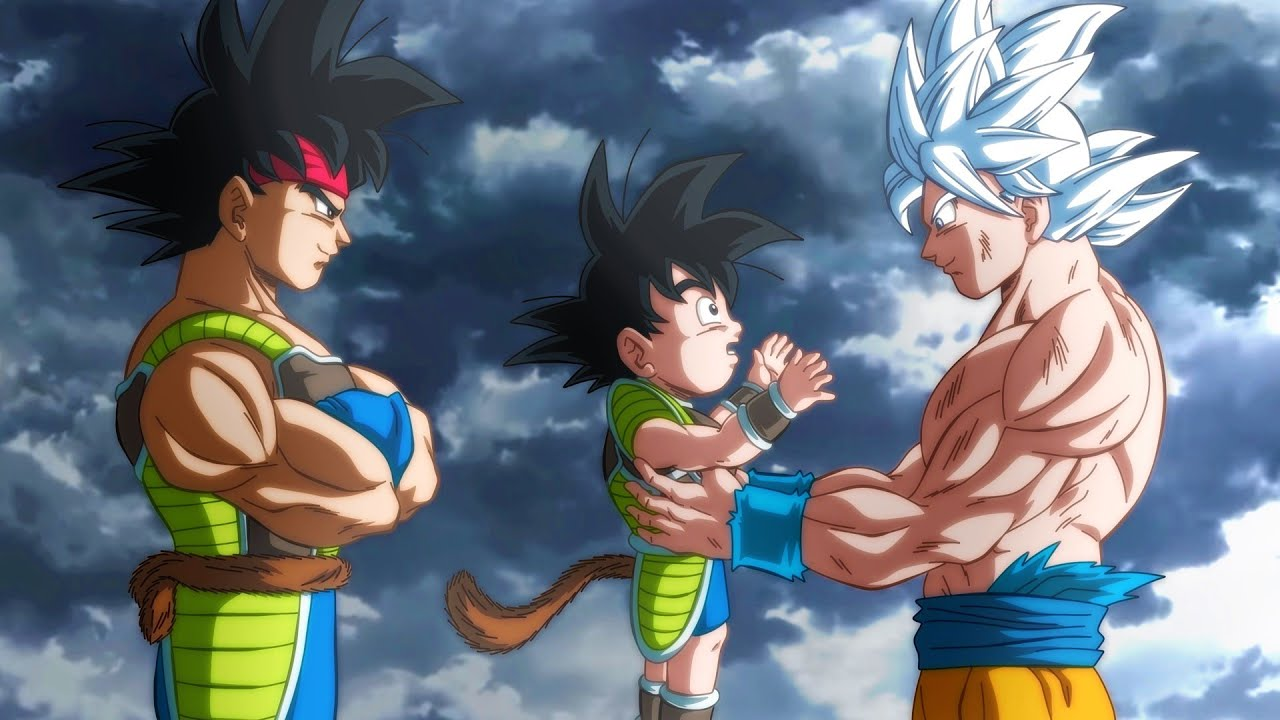 Download The Life Of Son Goku - From Monkey To Divine Angel