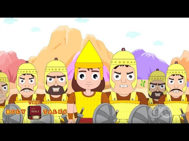 Saul Becomes Jealous of David - Bible Stories For Children