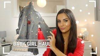 Autumn 2018 Baby Girl Haul! Zara & H&M | Nicole Corrales