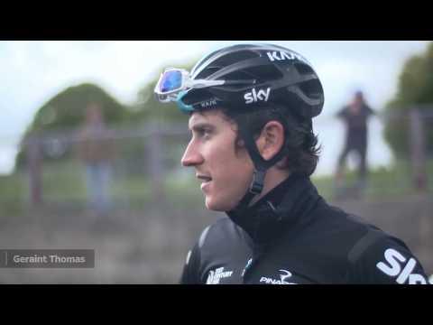 Geraint Thomas and Owain Doull: Maindy Homecoming