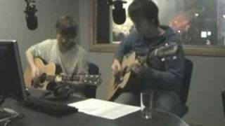 XFM Radio with ortoPilot. dub be good to me. acoustic cover
