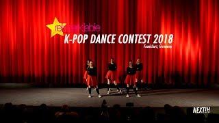 K-Pop Dance Contest 2018 - NEXT!H (Group) - Frankfurt, Germany