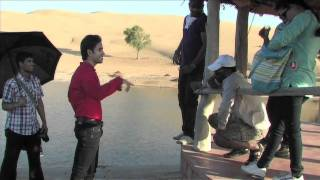 Making of the chandni song - Chaar Din Ki Chandni