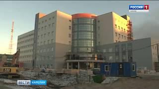Новый перинатальный центр в Петрозаводске планируют открыть к началу лета