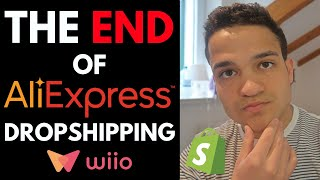 Wiio: The END of Dropshipping As We Know It