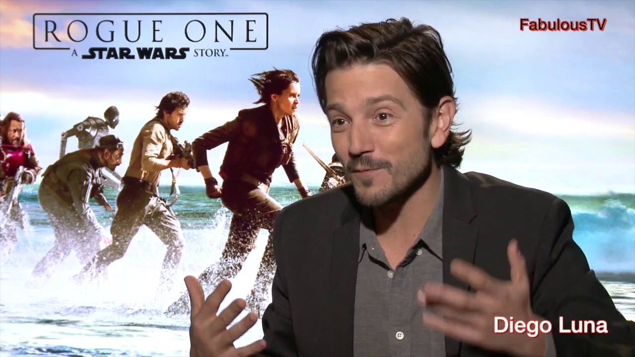 diego luna talks about star wars rogue one in spanish by fernando escovar youtube diego luna talks about star wars rogue one in spanish by fernando escovar